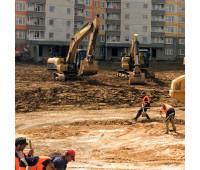 Земляные работы, копка колодцев, траншей и котлованов
