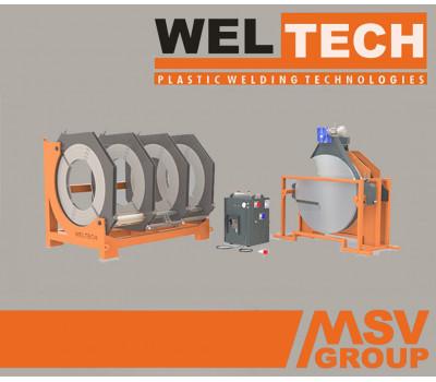 Сварочный аппарат Weltech W-1000