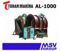 Сварочный аппарат Turan Makina AL-1000