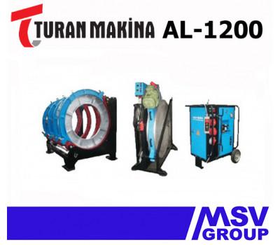 Сварочный аппарат Turan Makina AL-1200