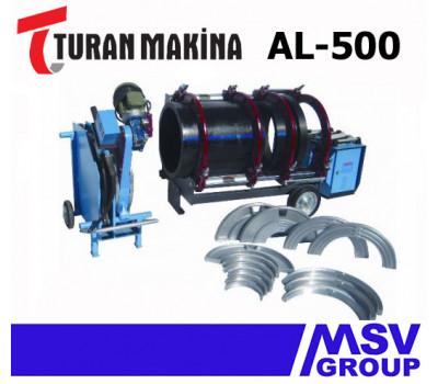Сварочный аппарат Turan Makina AL-500
