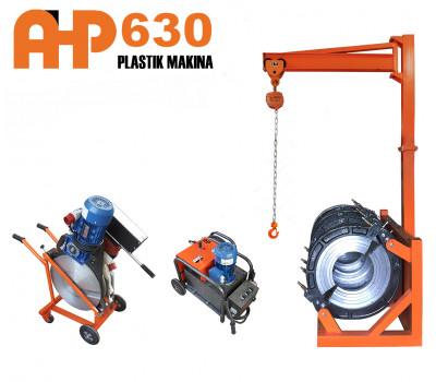 Сварочный аппарат AHP Plastik Makina 630
