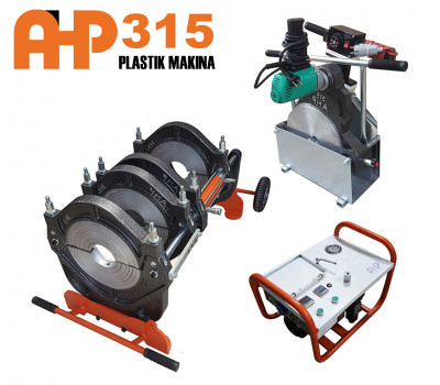 Сварочный аппарат AHP Plastik Makina 315