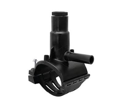 Седловой тройник для врезки под давлением  ПЭ100 SDR11 только для воды