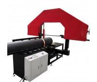 Угловая ленточная пила для полиэтиленовых труб HDQ-315