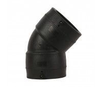 Электросварное колено 45°  SDR11