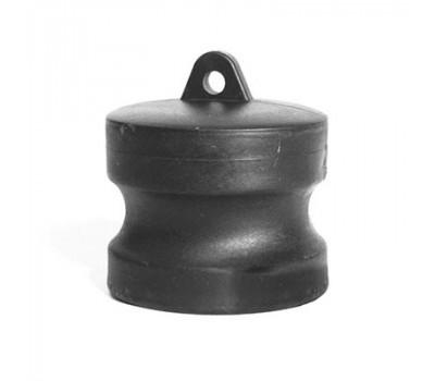 Соединение Camlock тип DР заглушка (папа)